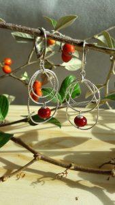 Boucles d'oreilles SIDOINE BO-0003-2