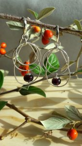 Boucles d'oreilles SIDOINE BO-0003-1