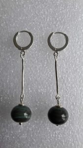 Boucles d'oreilles BERTILLE BO-0005-2