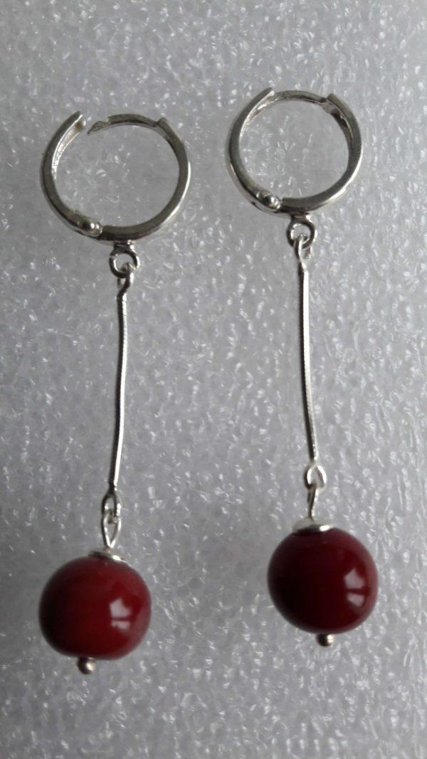 Boucles d'oreilles BERTILLE BO-0005-4