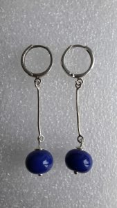 Boucles d'oreilles BERTILLE BO-0005-3