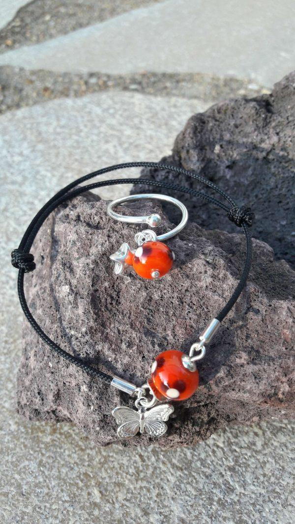 Bracelet BRELOQUE FLEUR BRA-0001-6