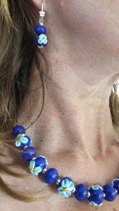 Boucles d'oreilles FLO BO-0006-4
