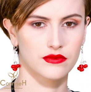 Boucles d'oreilles Corinne H