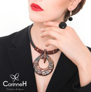 Corinne H creatrice Bijoux Macon