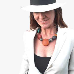 Bijoux collier Corinne-H
