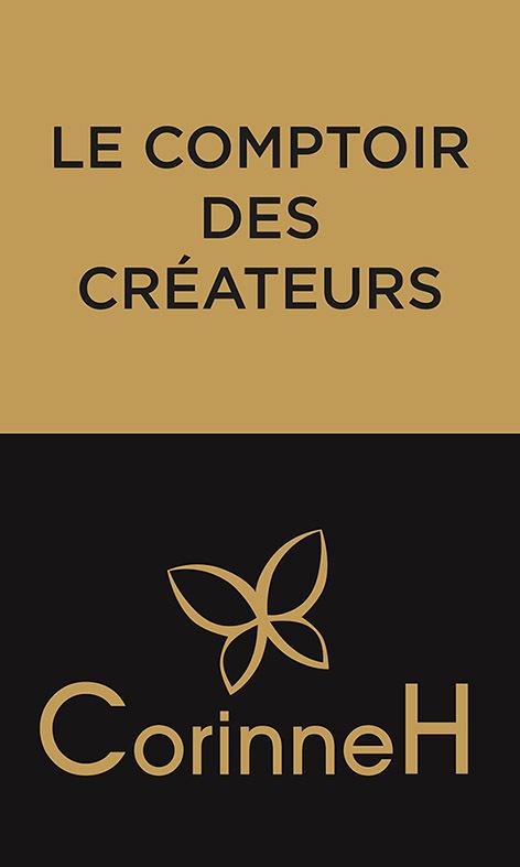 Logo le comptoir des créatuers