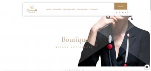Boutique bijoux Corinne H