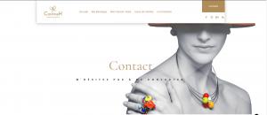 Contact Corinne H creatrice de bijoux