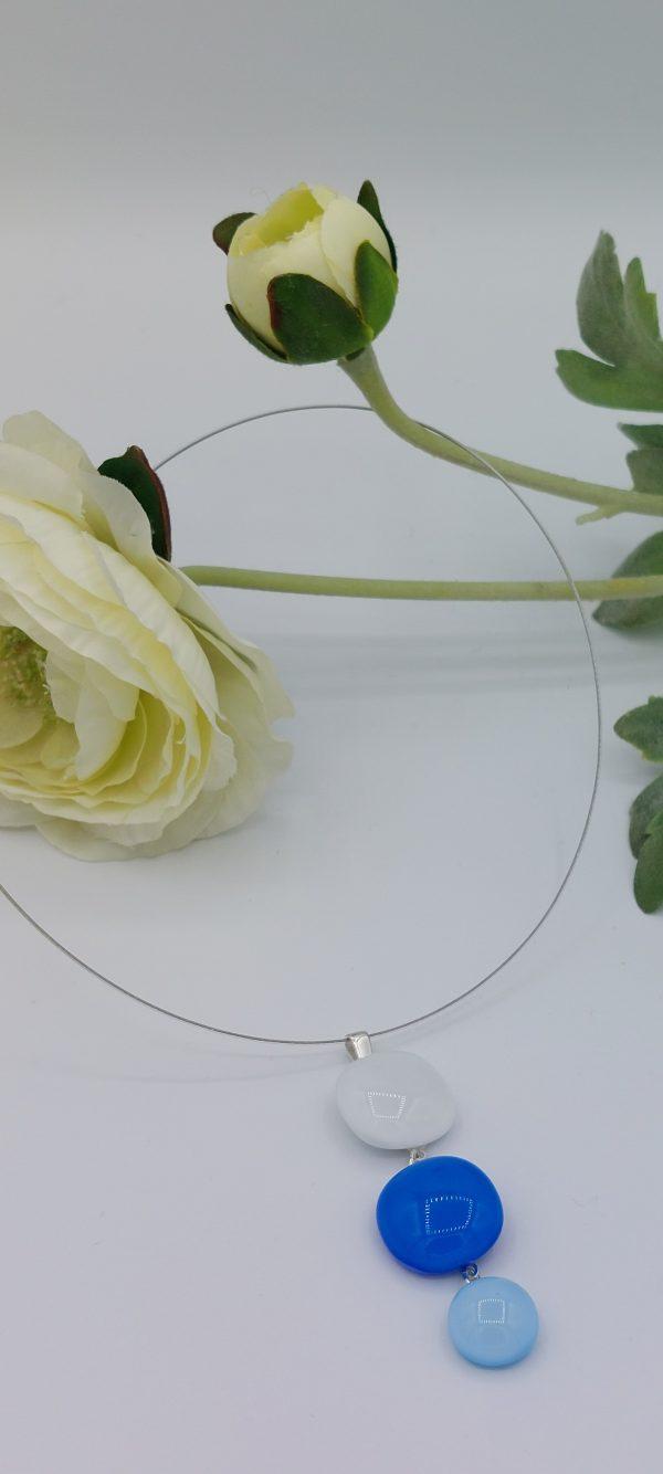 Pendentif verre de murano